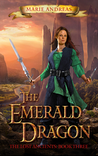 THE EMERALD DRAGON -- Marie Andreas