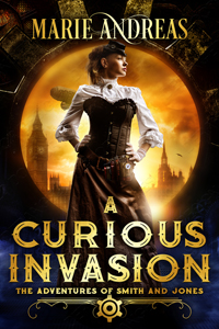 A Curious Invastion -- Marie Andreas